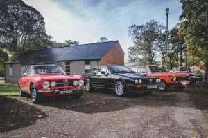 Alfa's and Bmw
