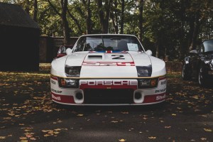 Le Mans Porsche 924