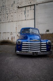 Blue 40's pick-up