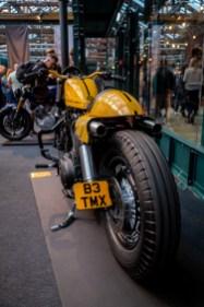 Yellow Sykes Harley Davidson