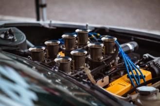Triumph TR8 engine