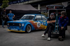 Mark two Ford Escort