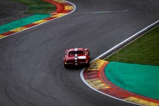 Cornering Corvette