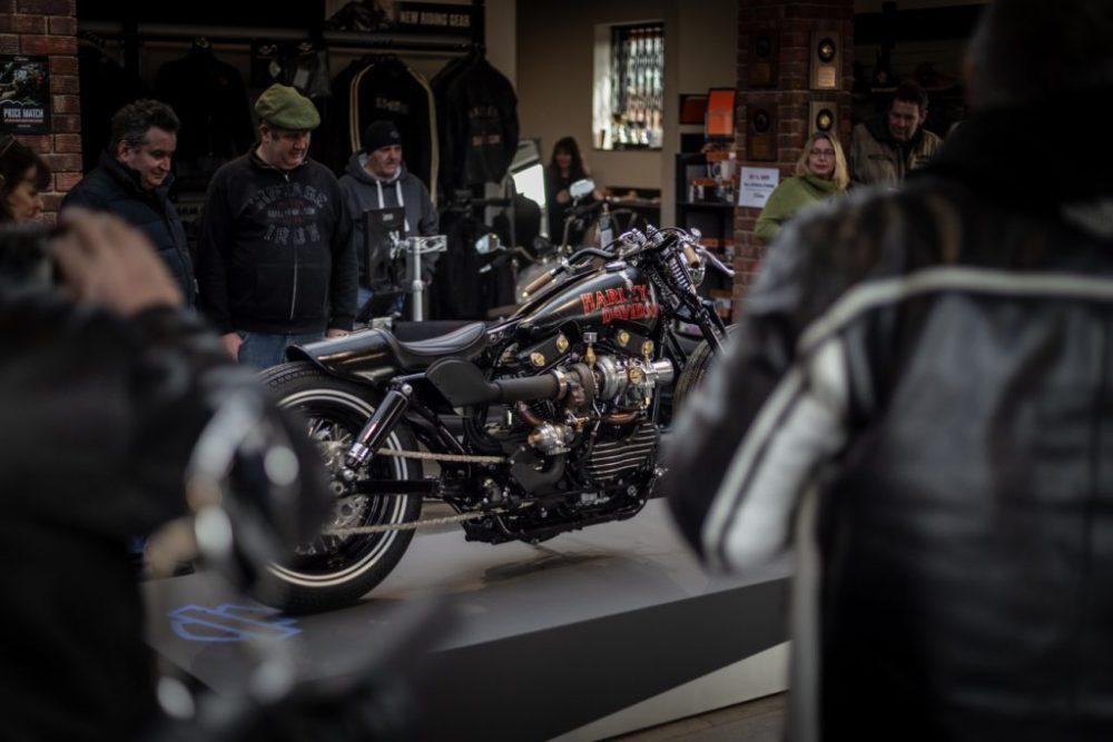 Sykes Harley Davidson customers