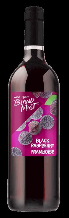Black Raspberry Mist Fruit Flavoured Wine - Von eUw BREW ...