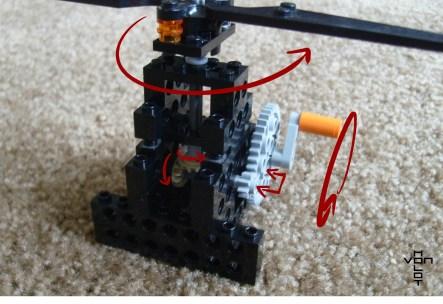 Technic Gearing