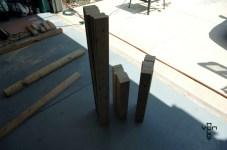 bench pillar parts