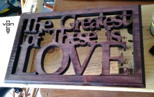 Greatest Love stained