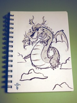 Airplane Dragon
