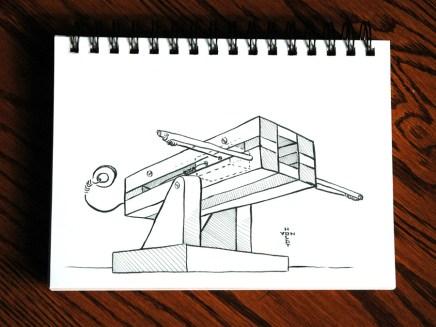 catapult inktober