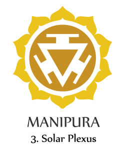 3. Manipura - solar plexus