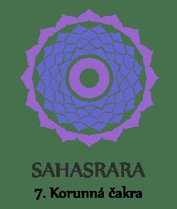 Sahasrara 7. korunná čakra