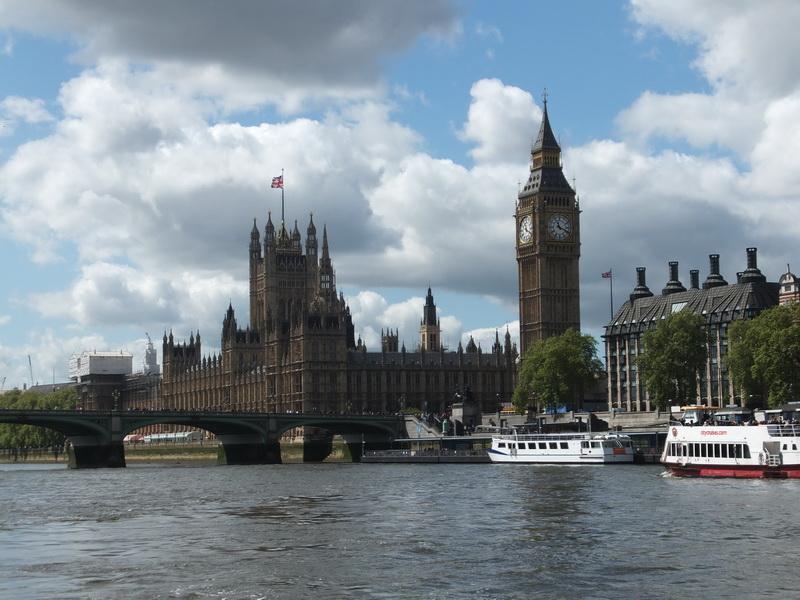 Schiff nach Greenwich