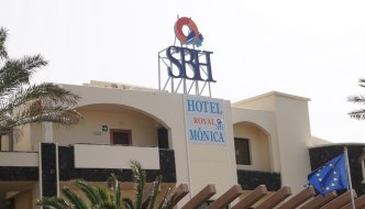 Hotel SBH Royal Monica in Playa Blanca – Lanzarote