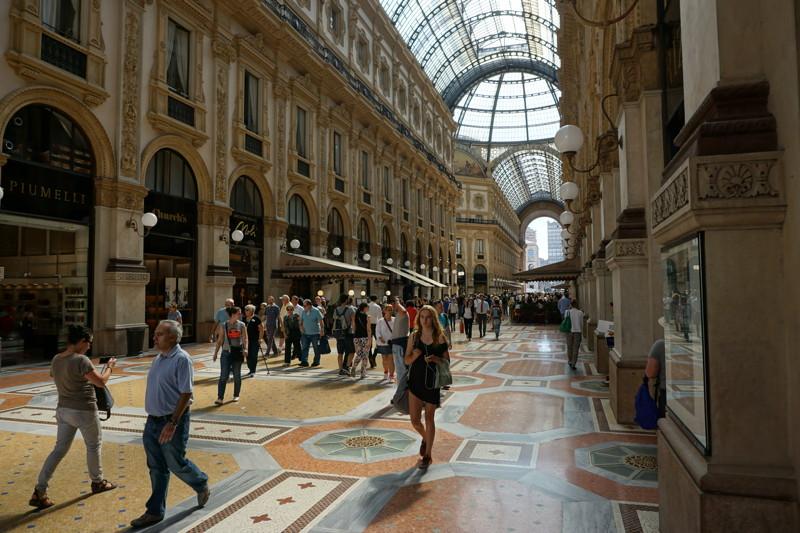 Edelpassage Mailand