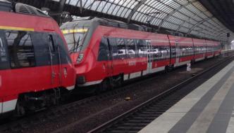 Das geheime Gleis 3/4 in Berlin Spandau! oder Wo ist mein Zug nach Osnabrück?