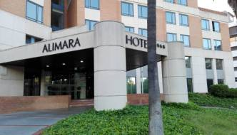 Barcelona: Hotel Alimara