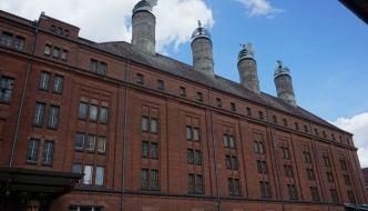 Mälzerei der Schultheiss Brauerei in Schöneberg