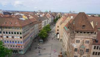 Nürnberg – ein Spaziergang durch die Altstadt