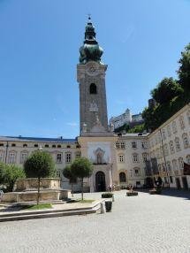 Stift St.peter In Salzburg Friedhof Und Katakomben