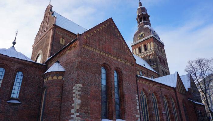 Der Dom von Riga – ein Wahrzeichen der lettischen Hauptstadt
