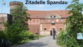 Heimatkunde für Spandauer: Die Zitadelle Spandau