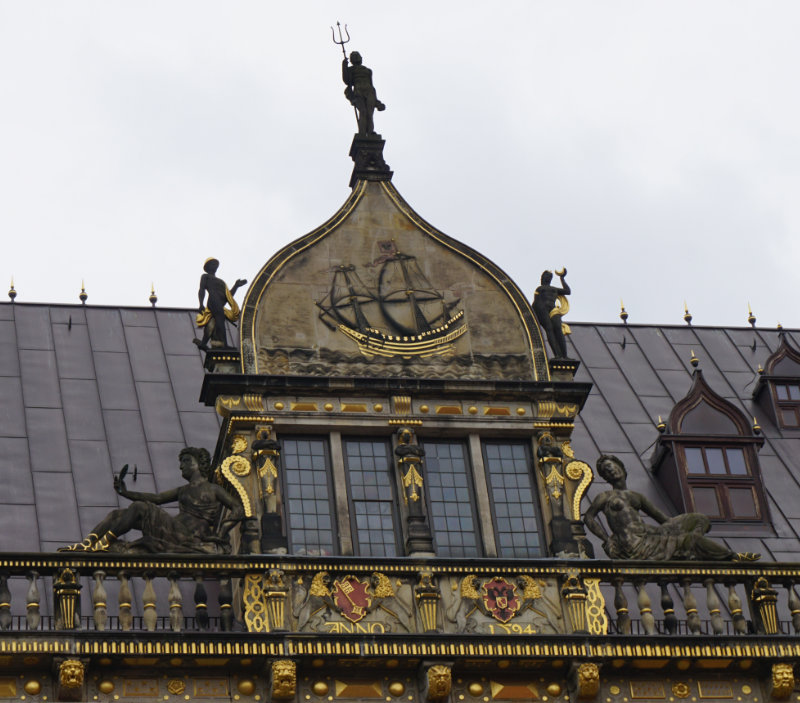Marktplatz in Bremen