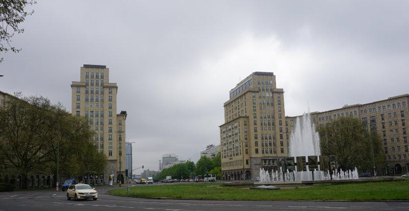 Straussberger Platz