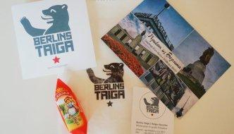 """""""Sowjetisches Berlin – Durch die Rote Metropole"""" eine Stadtführung mit Berlins Taiga"""