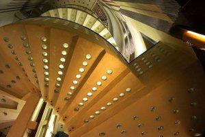 Radisson Blu in Bremen Treppe zum Himmelssaal