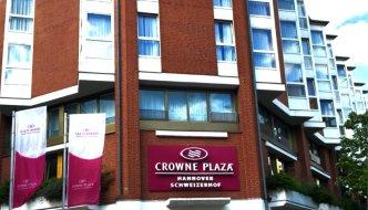Traumhafte Nacht im Crowne Plaza Hannover Schweizerhof