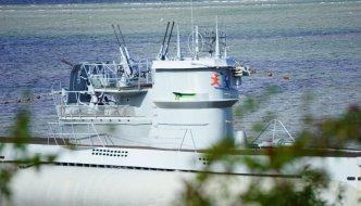 Laboe – Marine Ehrendenkmal und U-Boot 995