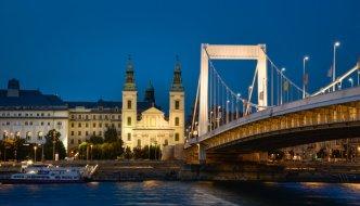 Noch ein Geheimtipp die Innerstädtische Pfarrkirche Budapest