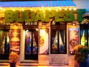 Titelbild zu Budapest