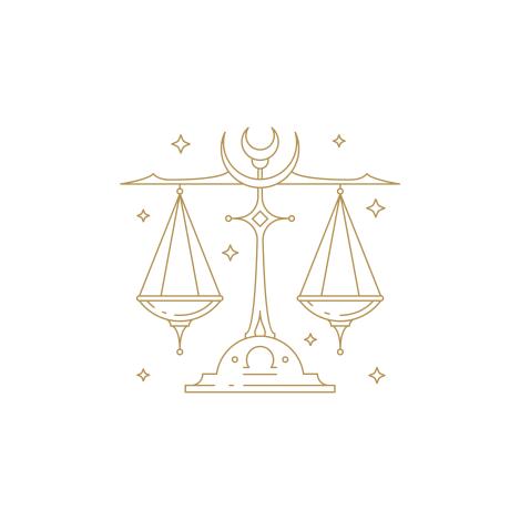 Signo del zodiaco Libra horóscopos