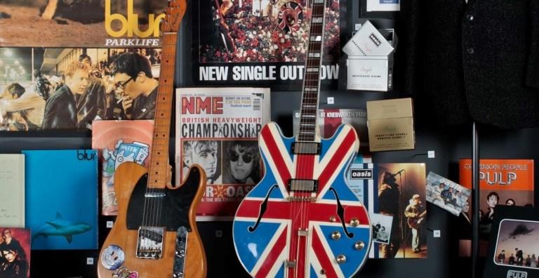 Museu da Musica Britanica - Londres Liverpool - BME British Music Experience - dicas de viagem no blog Vontade de Viajar