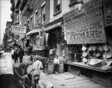 NYC Department of Records - Obra na rua Delancey 1908