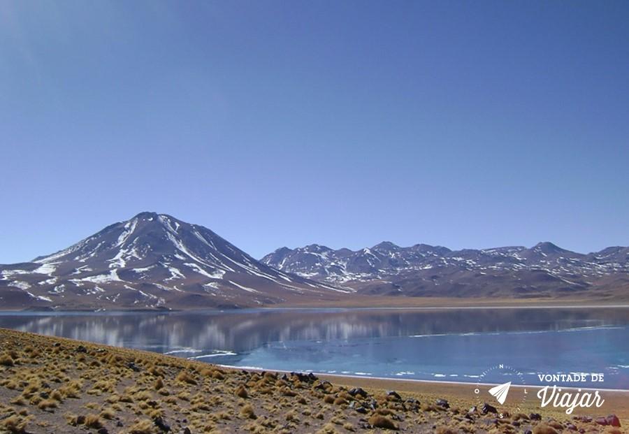 Deserto do Atacama - Laguna Miscanti - foto Luiz Davim