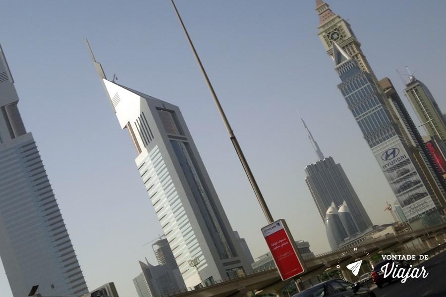 Dubai - downtown - O centro comercial (foto do blog Vontade de viajar)