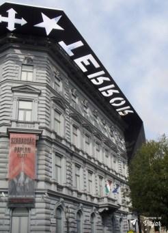O museu Casa do Terror
