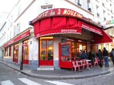 Filmes - Paris - Amelie - Cafe des 2 Moulins