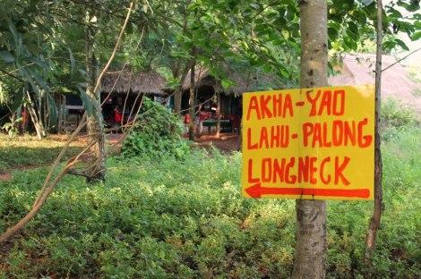 Chiang Mai - Tribos da Indochina (foto do blog Vontade de Viajar)