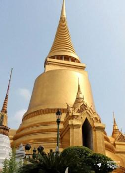 Bangkok - Grand Palace Estupa