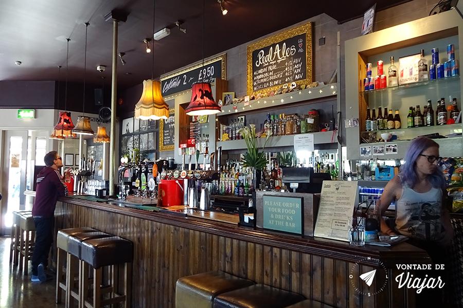 Camden Town - Pub Bucks Head em Londres