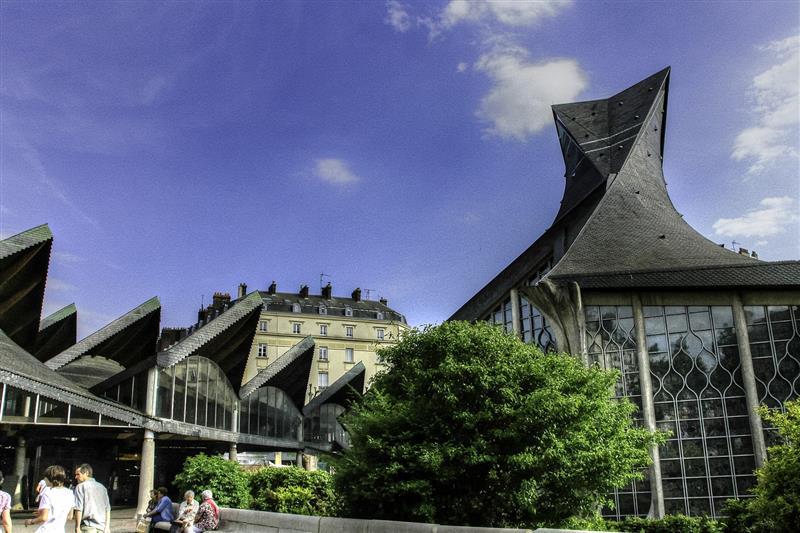 Igreja de Santa Joana D'Arc (via)