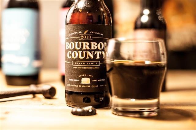 Cervejas de Chicago - Goose Islands Bourbon County Stout - foto Good Beer Hunting