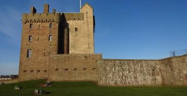 Dundee - O que fazer em Dundee na Escocia - Broughty Castle