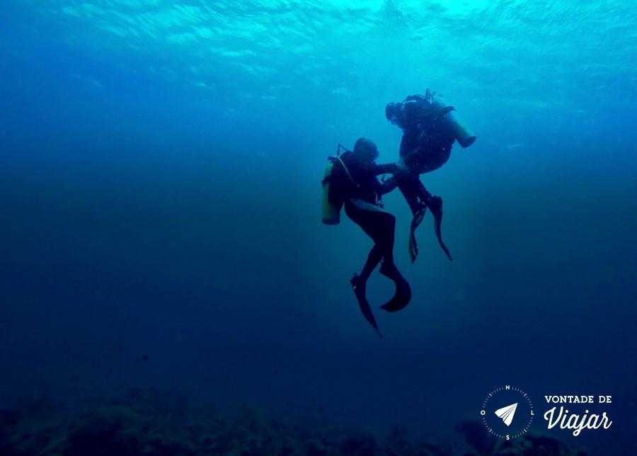 Aqaba Jordania - Fazendo mergulho no Mar Vermelho