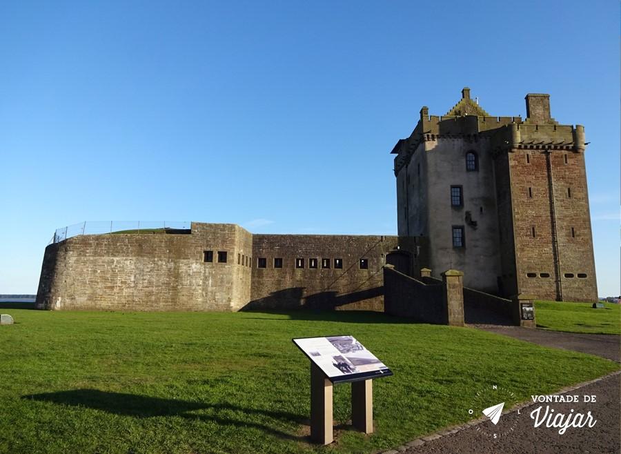 Dundee Escocia - Broughty Castle