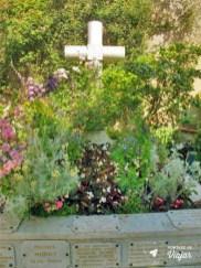 Giverny - Lapide de Monet